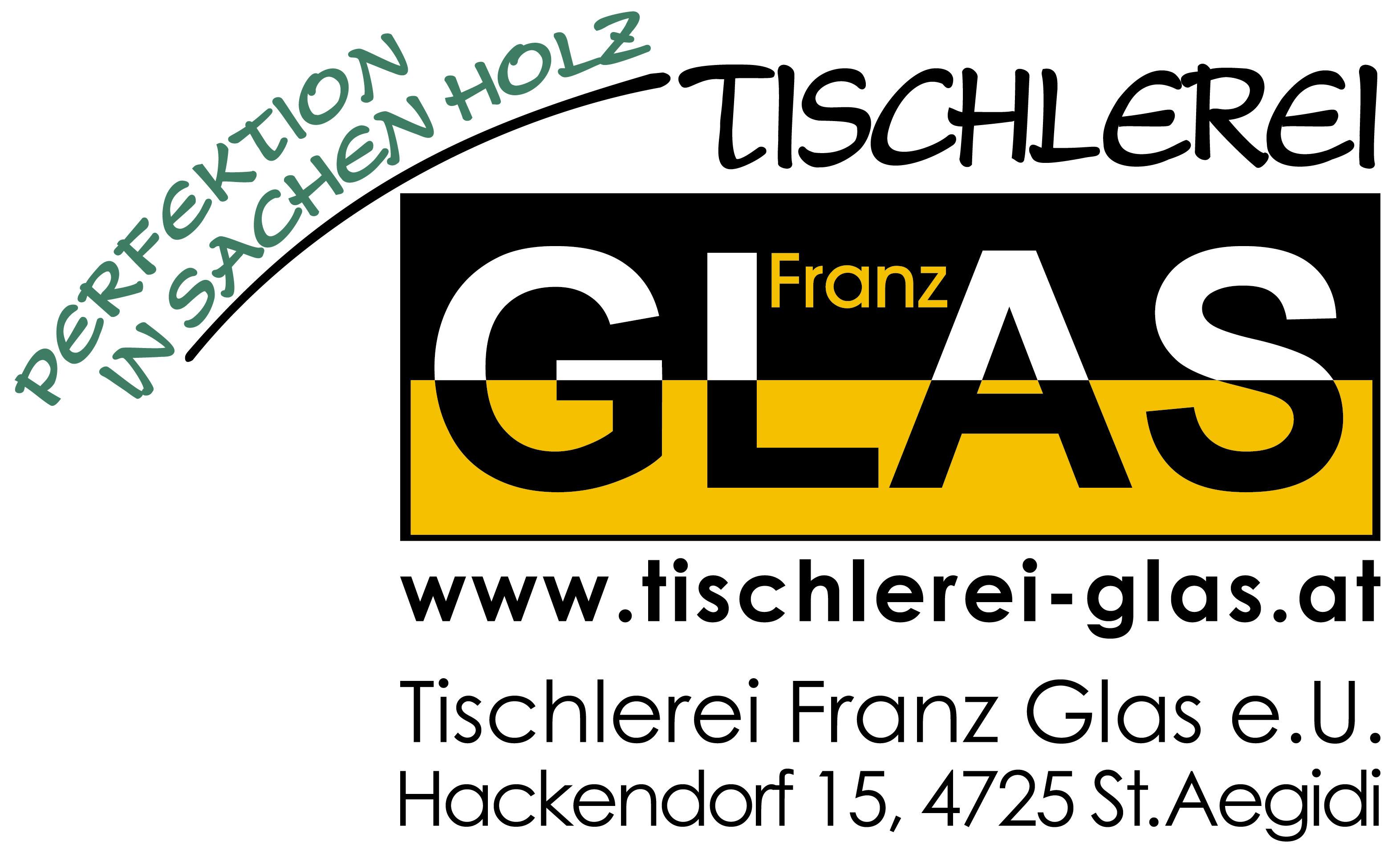 Tischlerei Franz Glas e.U.